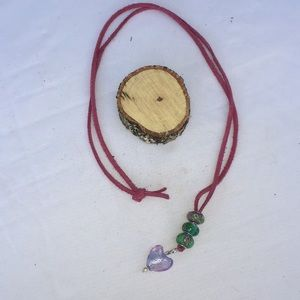💕 FREE SHIPPING 💕 Leather Cord Necklace